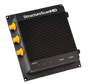 Simrad StructureScan