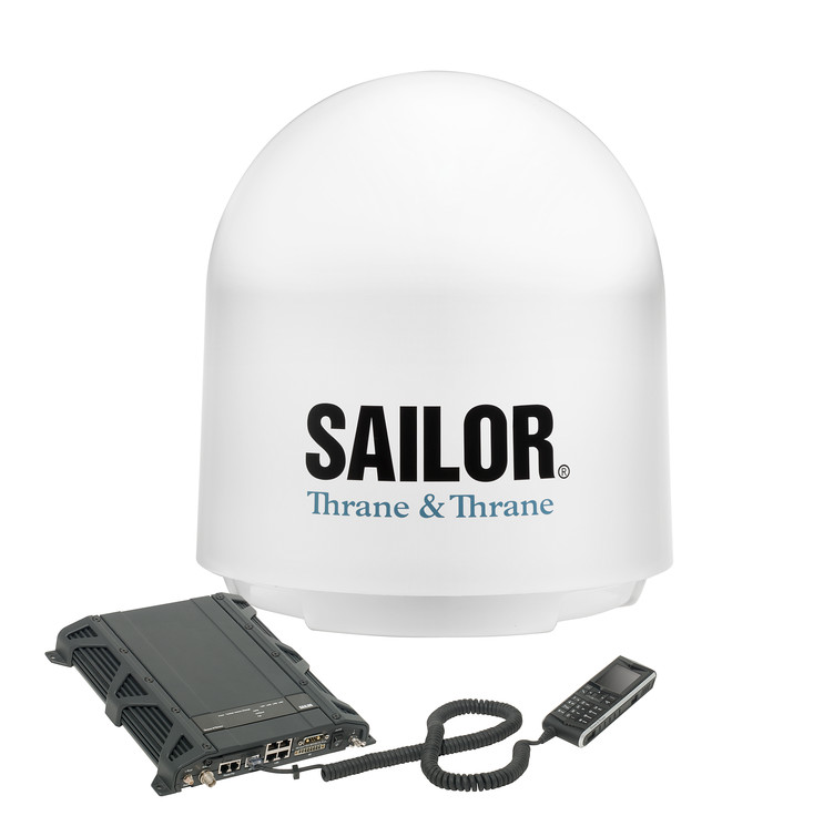 SAILOR FleetBroadband 500