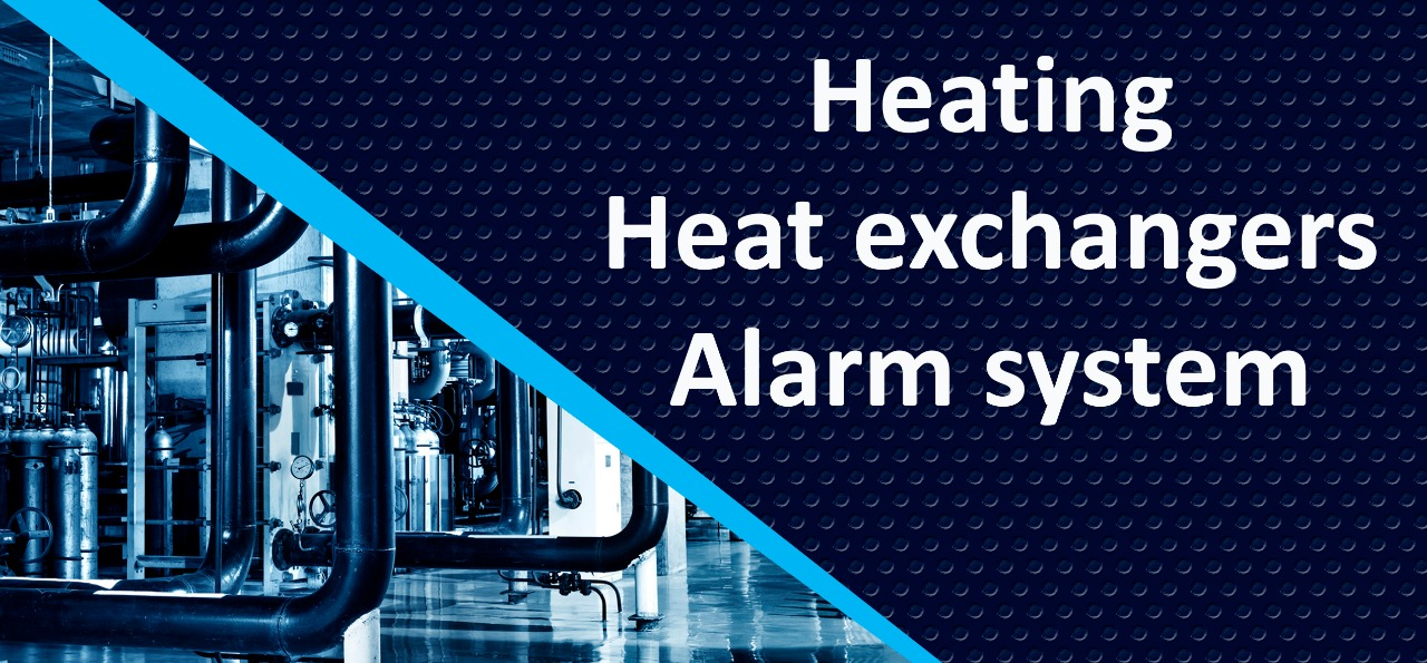 Heating on the ship. Heat exchangers. Ship security systems.