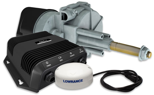 Lowrance Outboard Pilot Cable-Steer