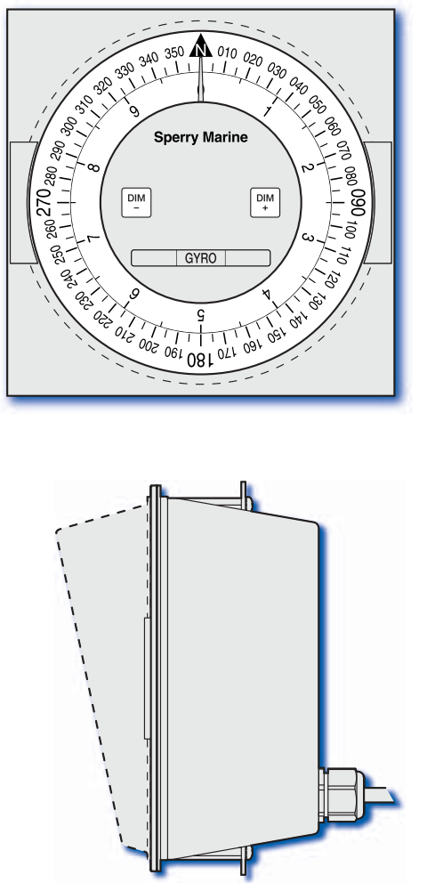 Repeater 5016-AA   Sperry Marine Wiring Diagram      cirspb.ru