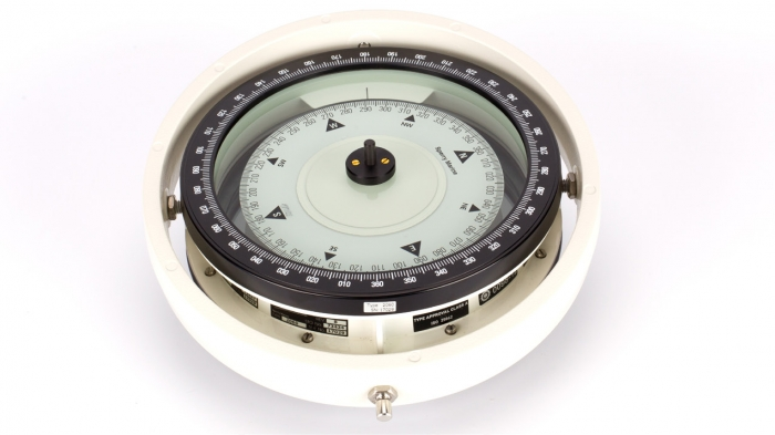 Compass with binnacle Sperry Marine