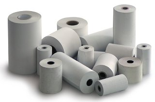 Thermal paper sizes for different devices