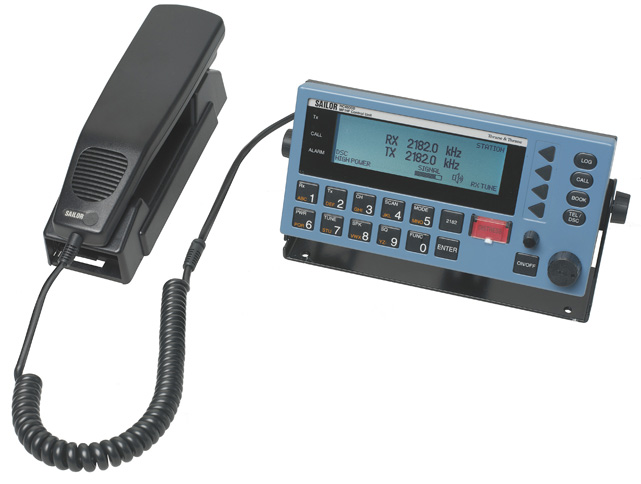 SAILOR HC4500 MF/HF SSB