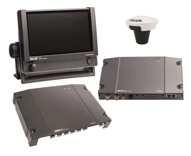 Network Installation SAILOR AIS, GNSS/DGNSS, Navtex, and Control Panel
