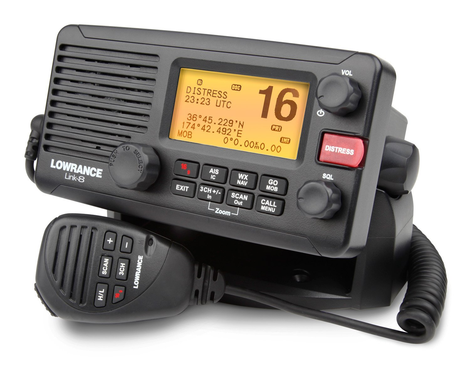 Lowrance Link-8