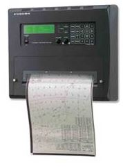 Furuno FAX-408 fax receiver Weather maps